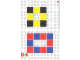 Book No: 9534b12  Name: Set 9534 Activity Card 12 - Activities 7 & 8 (Red 7)