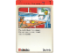 Book No: 9603b58  Name: Set 9603 Activity Card Application: Invention 1 - A Better Mousetrap