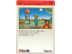 Book No: 9603b68AU  Name: Set 9603 Activity Card Application: Invention 11 - Is there any Water? AUS version (118122)