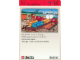 Book No: 9603b71  Name: Set 9603 Activity Card Application: Invention 14 - Up and Over