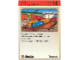 Book No: 9603b71AU  Name: Set 9603 Activity Card Application: Invention 14 - Up and Over AUS version (118122)