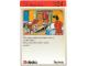 Book No: 9603b81AU  Name: Set 9603 Activity Card Application: Invention 24 - Heavy Load AUS version (118122)