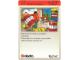Book No: 9603b84AU  Name: Set 9603 Activity Card Application: Invention 27 - Drum Drudgery AUS version (118122)