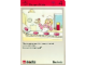 Book No: 9606b12  Name: Set 9606 Activity Card Open-Ended Problem 4 - Stamp-o-Matic