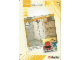 Book No: 9608b3  Name: Set 9608 Activity Card Orange 3 - Engine hoist