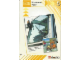 Book No: 9608b5  Name: Set 9608 Activity Card Orange 5 - Windscreen wiper