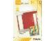 Book No: 9608b6  Name: Set 9608 Activity Card Orange 6 - Door opener