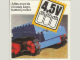 Book No: 97040nl  Name: Alles over de nieuwe Lego-batterijmotor 4.5V (97040-Ho)
