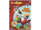Book No: 9780141357218  Name: LEGO Mixels Stick and Mix! - Activity Book with Stickers