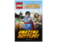 Book No: 9780241184004  Name: DC Comics Super Heroes: Amazing Battles! (Hardcover)