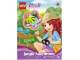 Book No: 9780241196854  Name: Friends Jungle Adventures - Activity Book