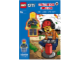 Book No: 9780241198032  Name: LEGO City Demolition Mission - Activity Book