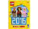 Book No: 9780241198049  Name: LEGO Official Annual 2016 (Hardcover)