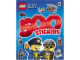 Book No: 9780241198087  Name: LEGO City - 500 Stickers