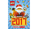 Book No: 9780241272541  Name: LEGO Official Annual 2017 (Hardcover)