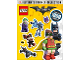 Book No: 9780241279465  Name: Ultimate Sticker Collection - The LEGO Batman Movie