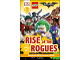 Book No: 9780241279595  Name: The LEGO Batman Movie - Rise of the Rogues (Hardcover)