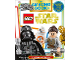 Book No: 9780241280997  Name: Star Wars - The Amazing Book of LEGO Star Wars (Hardcover)