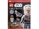 Book No: 9780241292372c  Name: LEGO Star Wars Rebel Heroes - Ultimate Sticker Book