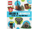 Book No: 9780241330487  Name: Create a Shipwreck and Other Great LEGO Ideas