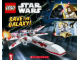 Book No: 9780545301015  Name: Lego Star Wars - Save the Galaxy! (Board Book)