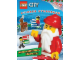 Book No: 9780545423960  Name: City - Merry Christmas, LEGO City!