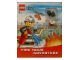 Book No: 9780545477024  Name: LEGO City Fire Team Adventure (Scholastic Edition)