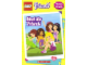 Book No: 9780545599436  Name: Friends Meet the Friends - Activity Book