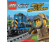 Book No: 9780545603669  Name: City - Mystery on the LEGO Express