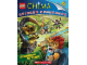 Book No: 9780545605878  Name: Legends of Chima - Scorpion Strike! (Sticker Storybook)