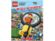 Book No: 9780545608053  Name: City - Where's the Pizza Boy? - Activity Book
