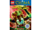 Book No: 9780545627887  Name: Legends of Chima - Danger in the Outlands