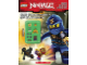 Book No: 9780545805407  Name: Ninjago - The Tournament of Elements - Activity Book