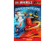 Book No: 9780545819824  Name: Ninjago - Maestros de Spinjitzu