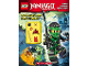 Book No: 9780545825542  Name: Ninjago - The Way Of The Ghost - Activity Book