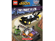 Book No: 9780545868051  Name: DC Universe Super Heroes - Phonics Boxed Set, Pack 2, Book 4, THE CHASE IS ON