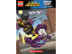 Book No: 9780545868112  Name: DC Universe Super Heroes - Phonics Boxed Set, Pack 2, Book 9, TOO COOL