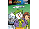 Book No: 9780545868143  Name: DC Universe Super Heroes - Phonics Boxed Set, Pack 2, WORKBOOK #2