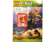Book No: 9780723270492  Name: Ninjago - Ninja vs. Constrictai - Activity Book