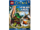 Book No: 9780723275633  Name: LEGO Legends of Chima - Warriors Unite! Sticker Activity Book