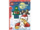 Book No: 9780723278085  Name: Lego City Christmas Caper - Activity Book