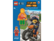 Book No: 9780723291251  Name: LEGO City Gold Egg Adventure - Activity Book