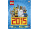 Book No: 9780723291268  Name: LEGO Official Annual 2015 (Hardcover)