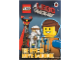 Book No: 9780723293361  Name: The LEGO Movie - The Official Movie Handbook