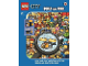 Book No: 9780723297741  Name: LEGO City: Build and Find (Search and Find Puzzle Book)