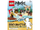 Book No: 9780756672805  Name: LEGO Brickmaster Pirates (Hardcover)