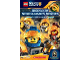 Book No: 9781338114126  Name: Nexo Knights - World of Nexo Knights Heroes Official Guide (Softcover)