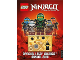 Book No: 9781405278966  Name: LEGO Official Ninjago Annual 2016
