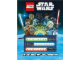 Book No: 9781405281195  Name: LEGO Official Star Wars Annual 2016