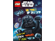 Book No: 9781405281201  Name: Star Wars - The Power of The Sith - Activity Book